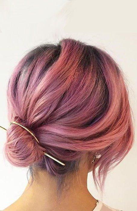 dicke haare kurze haarschnitte
