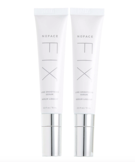 NuFACE Full Size FIX Line Smoothing Serum Duo