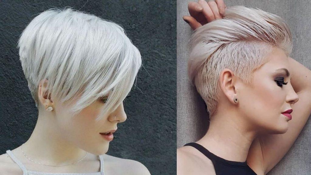 Asymmetrische Pixie-Haarschnitte 2021-2022