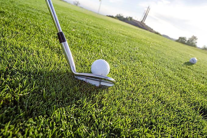 Golfunterricht