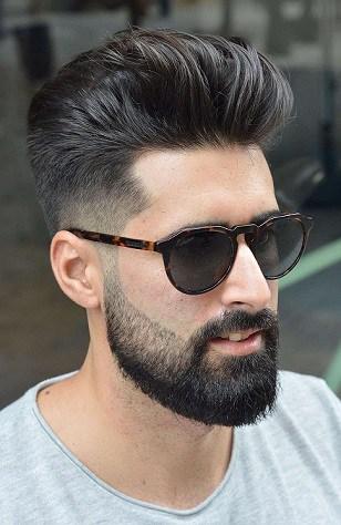 Bart-Style für Männer