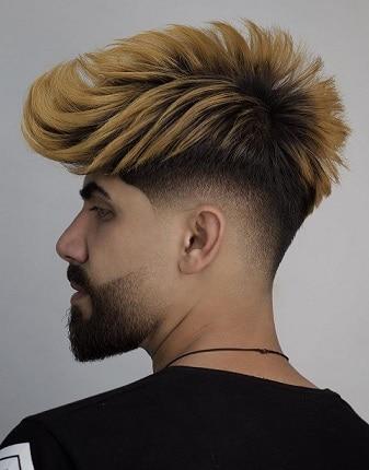 Die Promi-Mohawk-Frisur