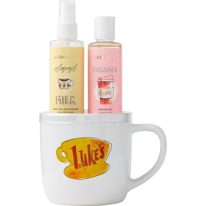 Ulta Beauty Collection X Gilmore Girls Luke's Diner Badeset