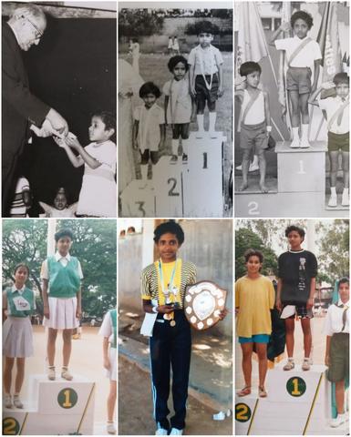 Priyanka gewinnt Medaillen im Sport
