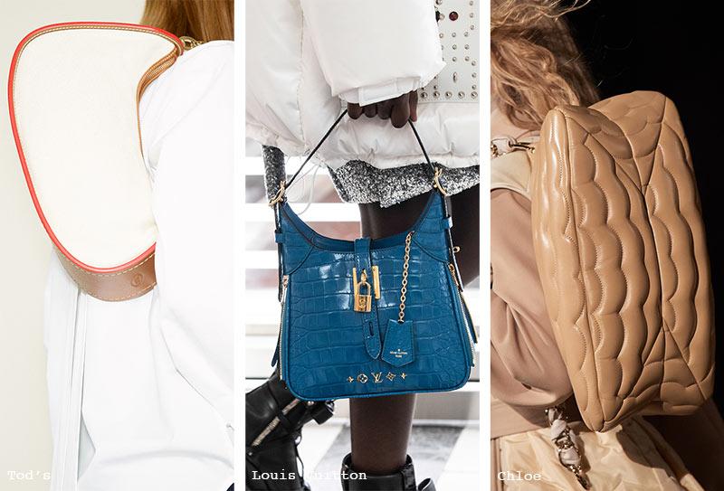 Handtaschen-Trends Herbst/ Winter 2021-2022: Hobo-Taschen