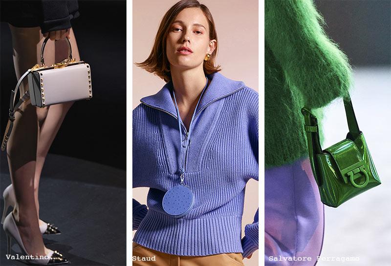 Handtaschen-Trends Herbst/ Winter 2021-2022: Mini-Taschen