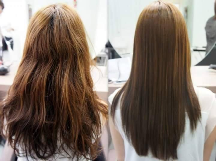 La Formule sofortige Haarreparatur Braut