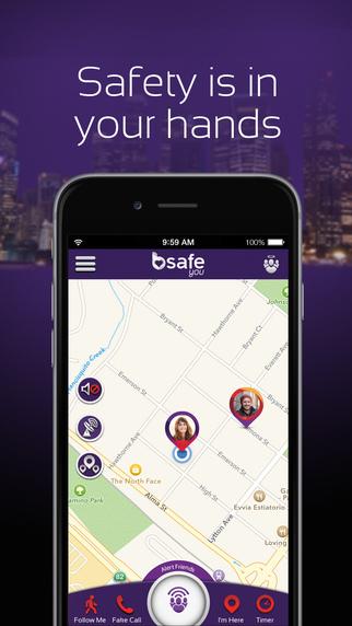 persönliche Sicherheits-App 4