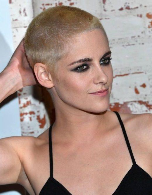 Pixie Cut Kristen Stewart