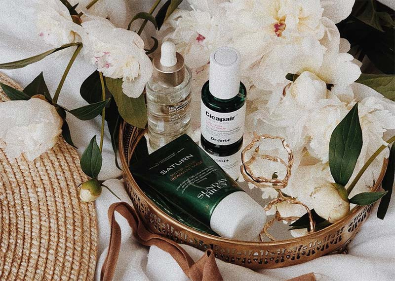 Verwendung von Schwefel in der Hautpflege zur Behandlung von Akne
