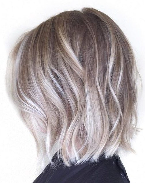 Ideen für Haarfarben