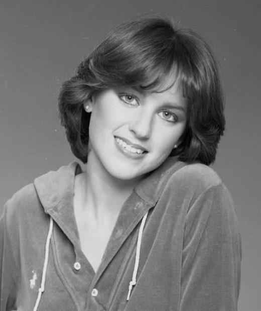 70er Jahre Dorothy Hamill Haarschnitt