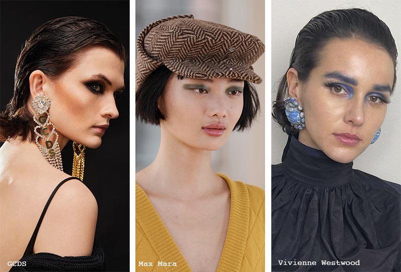 Make-up-Trends Herbst/Winter 2021-2022: Smokey Eyes