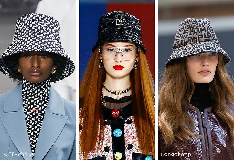 Hut-Trends Herbst/ Winter 2021-2022: Bucket Hats