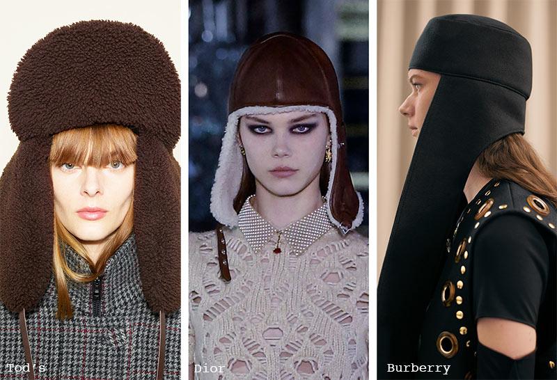 Hut-Trends Herbst/ Winter 2021-2022: Trapper-Hüte