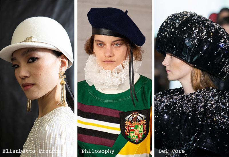Hut-Trends Herbst/ Winter 2021-2022: Einzigartige Hüte
