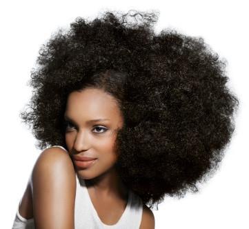 Frisur-Ideen für verworrenes lockiges Haar Typ 4 – perfekte Locken