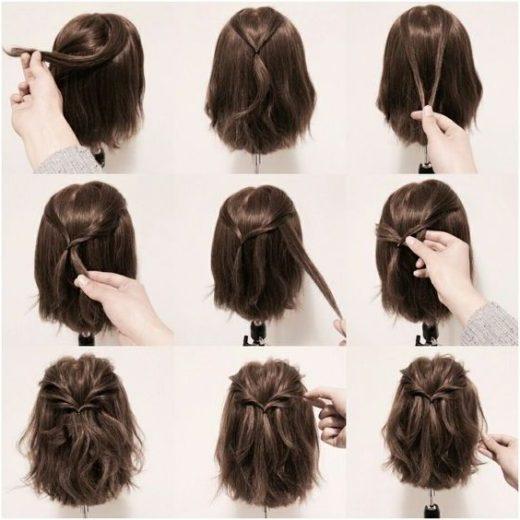 kurze skurrile frisuren