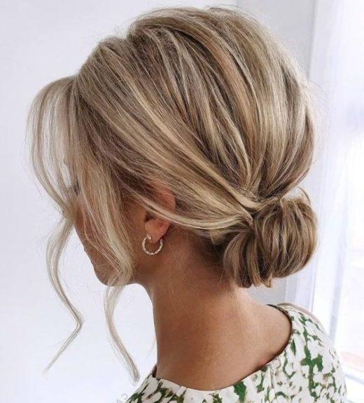 Frisuren für Mädchen kurz