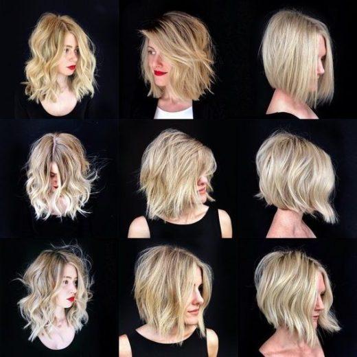 Schritt für Schritt süße Frisuren für kurze Haare