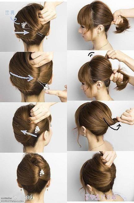 Hochzeitsfrisuren für kurze Haare