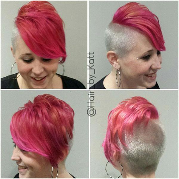 Pixie 2021 Haartrends