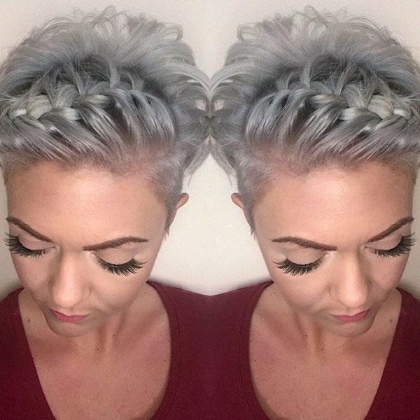 neueste Pixie-Frisuren