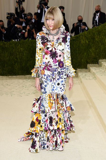 Anna Wintour Met Gala 2021 Outfit
