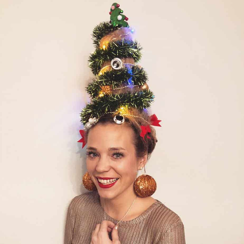 Neujahrsfrisuren 2022: Little Hair Magic Secrets