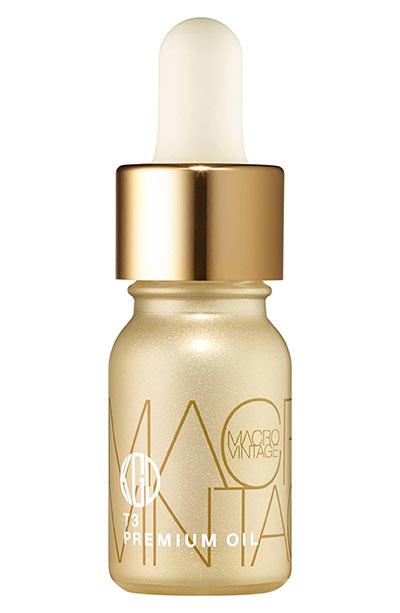 Beste Hanfsamenölprodukte für die Haut: Koh Gen Do Macro Vintage T3 Premium Oil