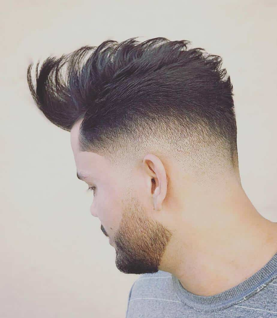 Britische Frisuren für Männer mit Stil