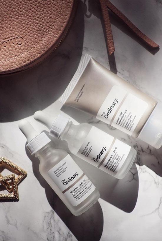 Wie verwendet man Arbutin in der Hautpflege?