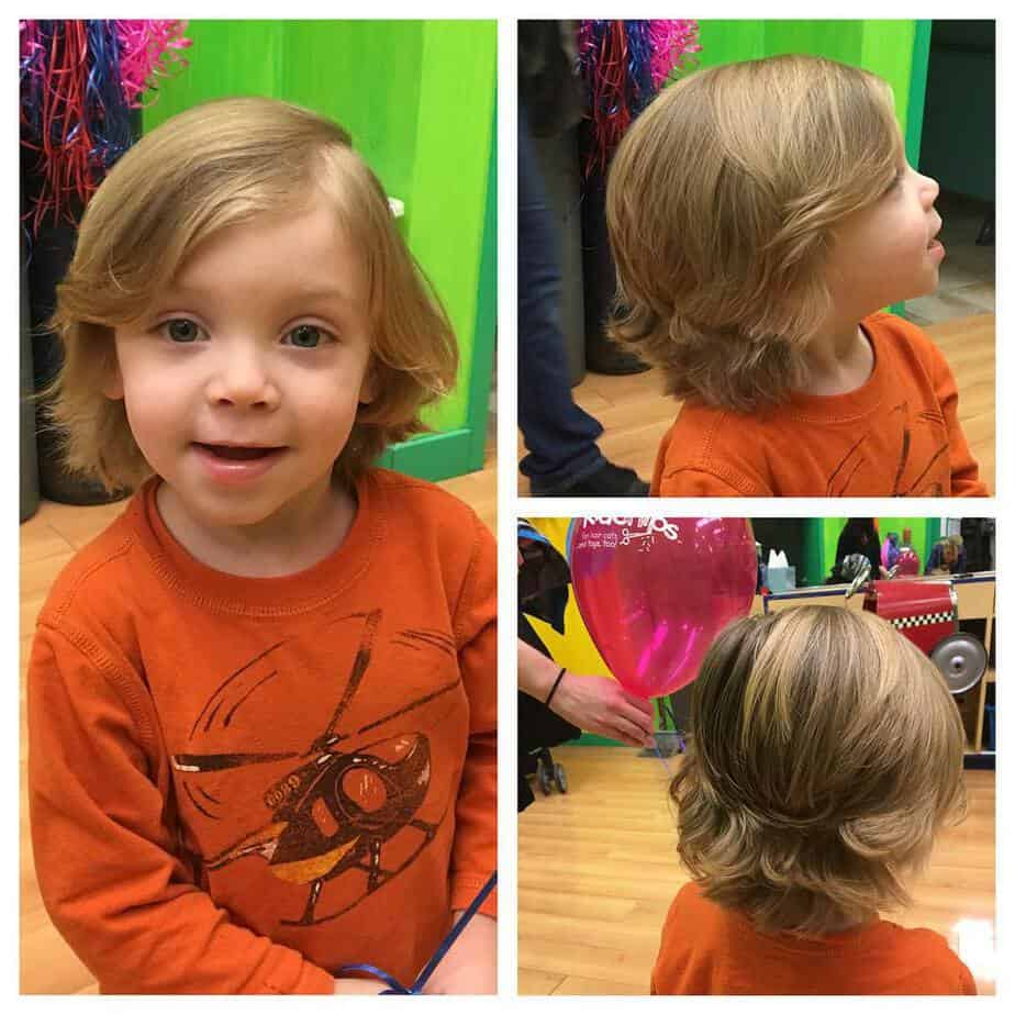 Mütze Jungen Haarschnitte 2022