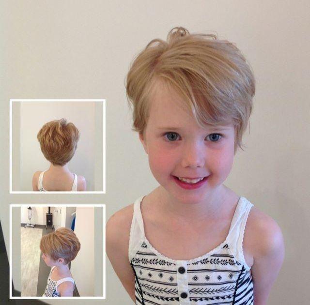 Pixie-Haarschnitt