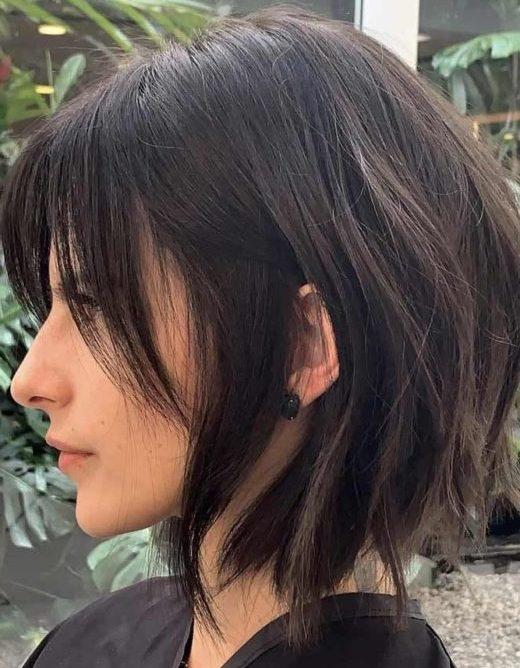pflegeleichte Pixie-Schnitte für dickes Haar