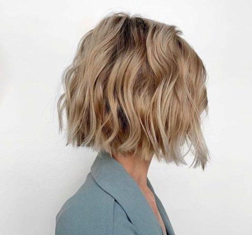 dicke haare Pixie kurze haarschnitte