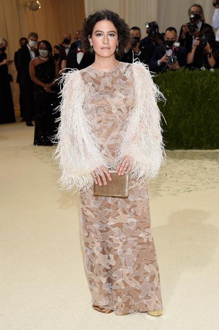 Ilana Glazer Met Gala 2021 Outfit