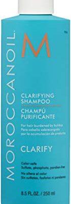 10 beste klärende Shampoos für entspanntes Haar